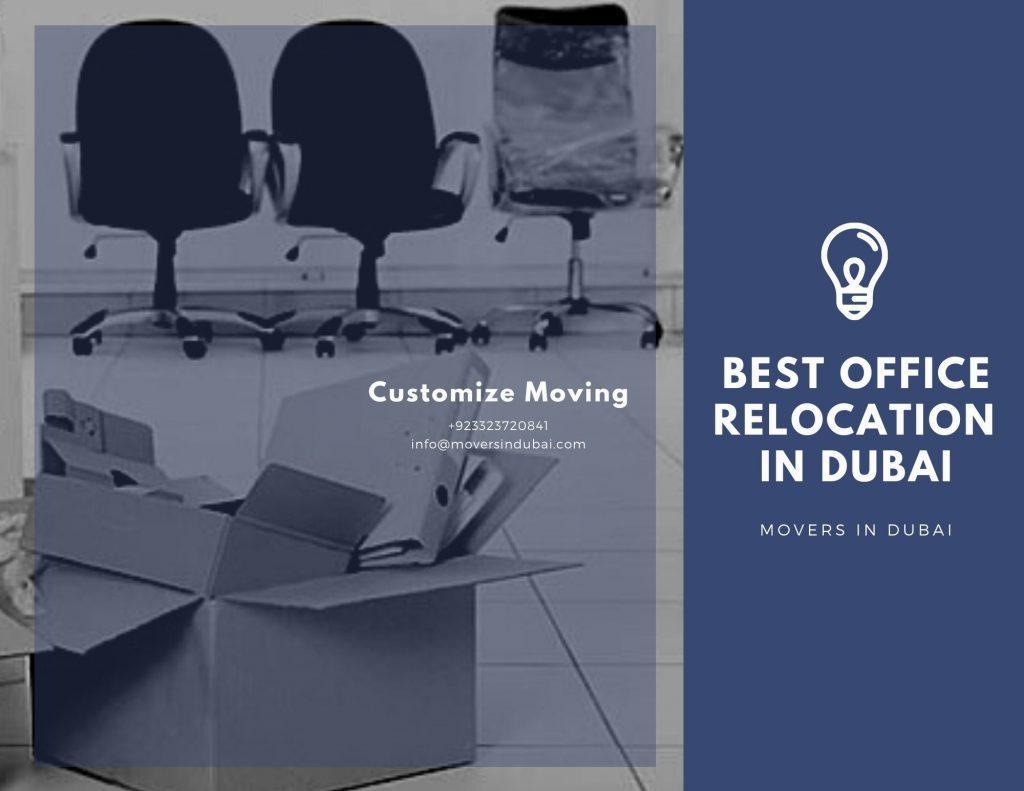 Office Relocation In Dubai